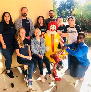 Five Stone at Ronald McDonald House